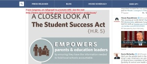 Remember, fighting CCSS means focusing on all the areas it's embedded. Workforce is definitely CCSS aligned!