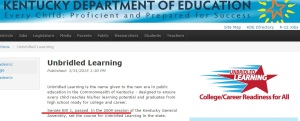 http://education.ky.gov/comm/ul/Pages/default.aspx