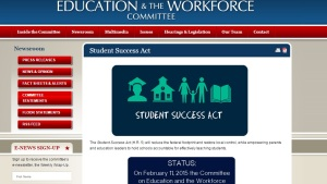 Want a 'handy dandy' infograph as to WHY HR5 is good? http://edworkforce.house.gov/studentsuccessact/