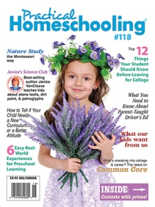 """""""Practical Homeschooling"""" is on Facebook and Twitter, too!"""