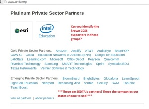 "More ""Total Truth"": look at these partners SETDA uses."