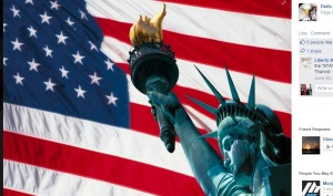 We are living statues of liberty and freedom. Our torch? The U.S. Constitution