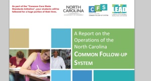 While it's yet to be determined if money follows your students, CCSS certainly is already following your students.