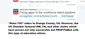 The skills gap 'fear factor' fallacy is successful because those spreading it, use the wrong numbers s their source.