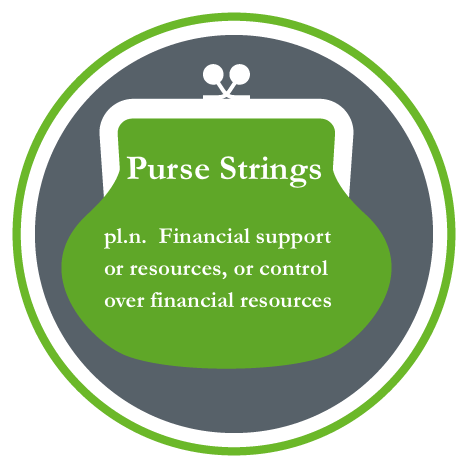 Purse strings